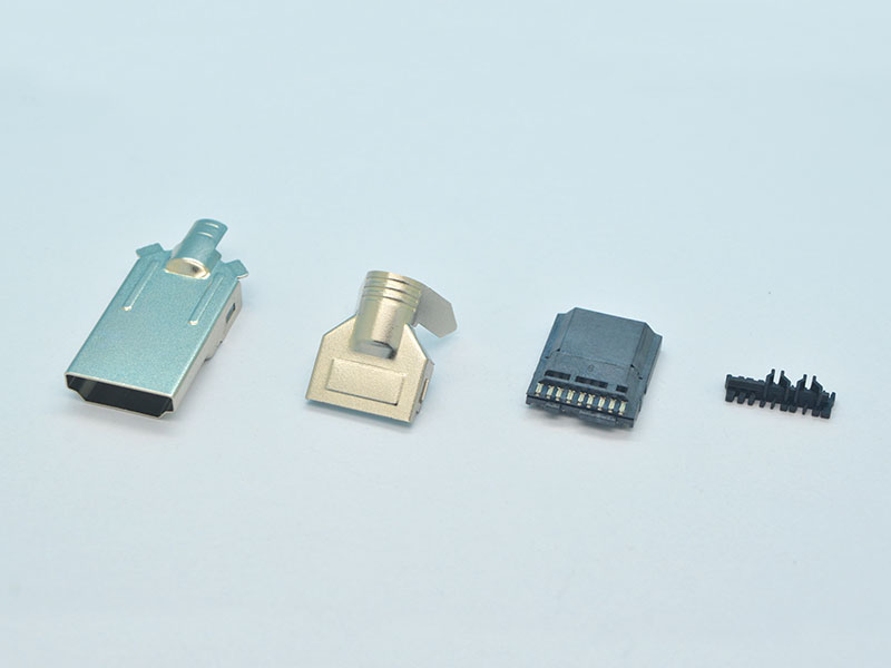 HDMI 2.1 Welding Type  Plug